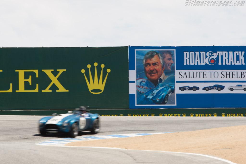 AC Shelby Cobra    - 2012 Monterey Motorsports Reunion