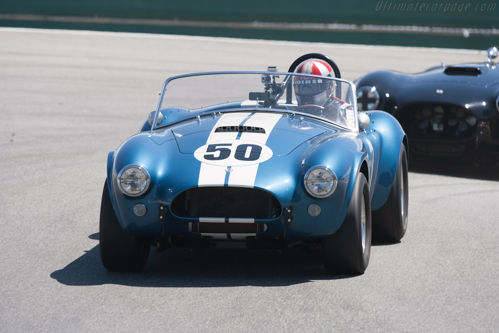 AC Shelby Cobra - Chassis: CSX2272   - 2012 Monterey Motorsports Reunion