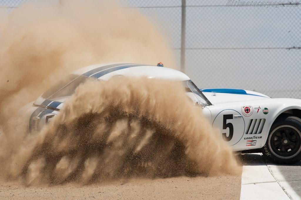 AC Shelby Cobra - Chassis: CSX2203   - 2012 Monterey Motorsports Reunion