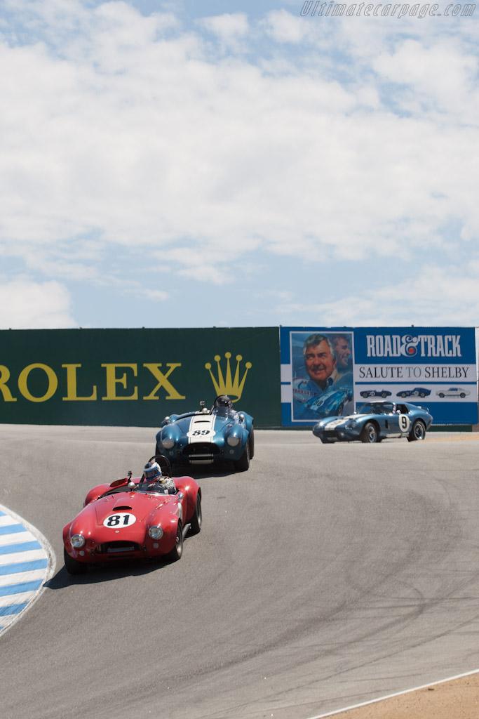 AC Shelby Cobra - Chassis: CSX2349   - 2012 Monterey Motorsports Reunion
