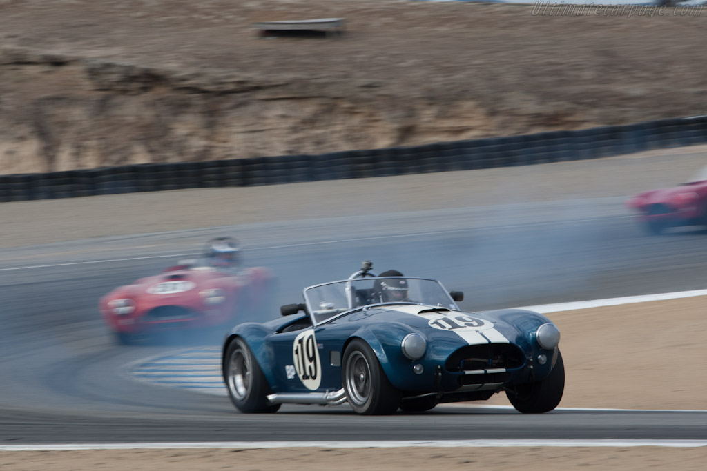 AC Shelby Cobra - Chassis: CSX2326   - 2012 Monterey Motorsports Reunion