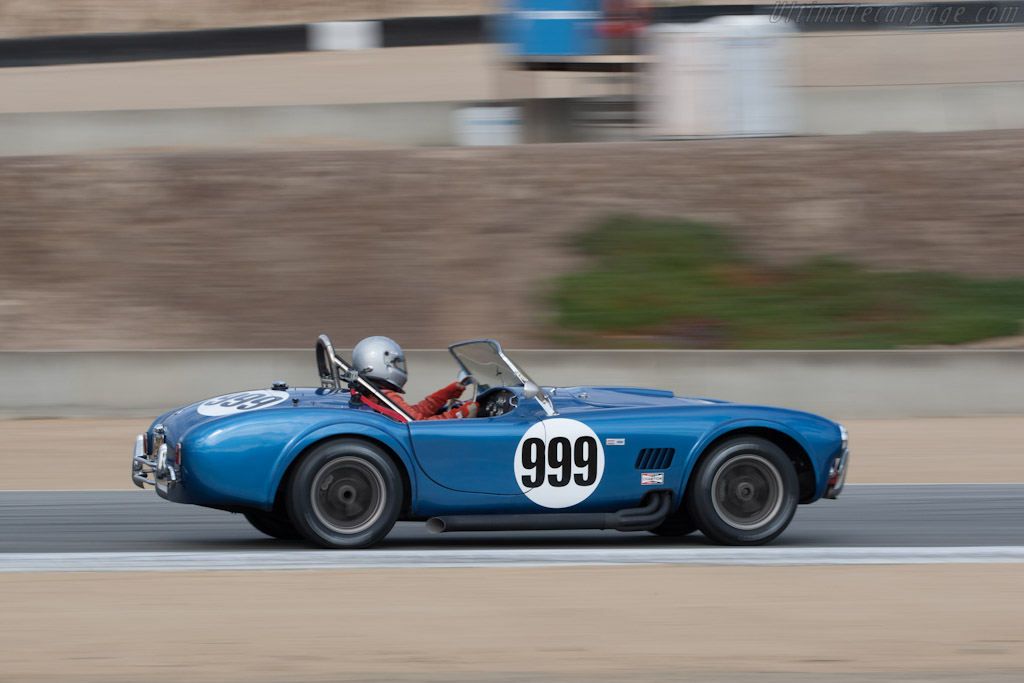 AC Shelby Cobra - Chassis: CSX2528   - 2012 Monterey Motorsports Reunion