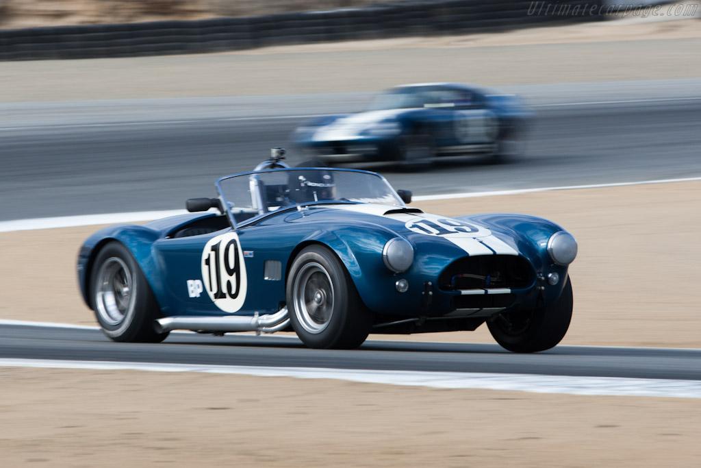 AC Shelby Cobra - Chassis: CSX2326   - 2012 Monterey Motorsports Reunion