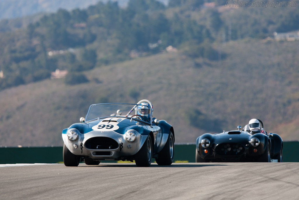 AC Shelby Cobra - Chassis: CSX2192   - 2012 Monterey Motorsports Reunion
