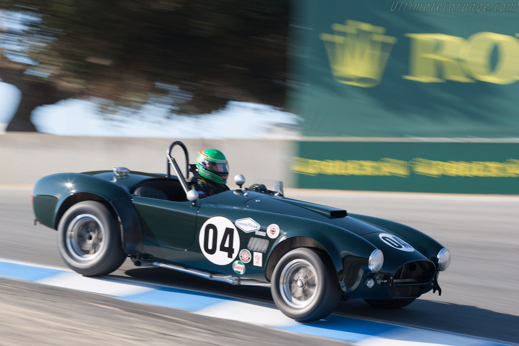 AC Shelby Cobra - Chassis: CSX2004   - 2012 Monterey Motorsports Reunion