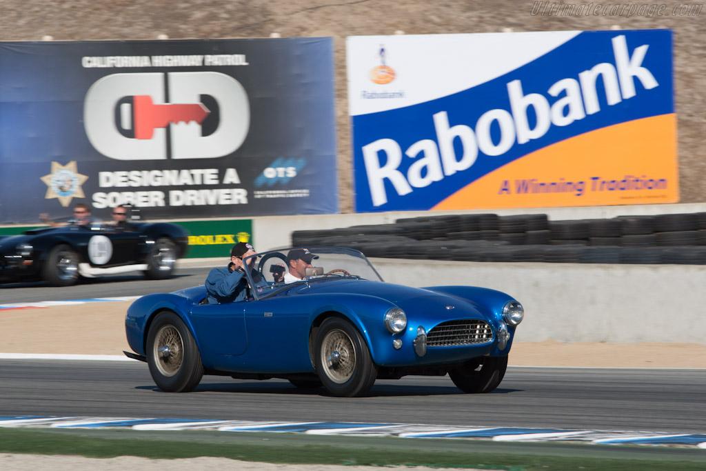 AC Shelby Cobra Prototype - Chassis: CSX2000   - 2012 Monterey Motorsports Reunion