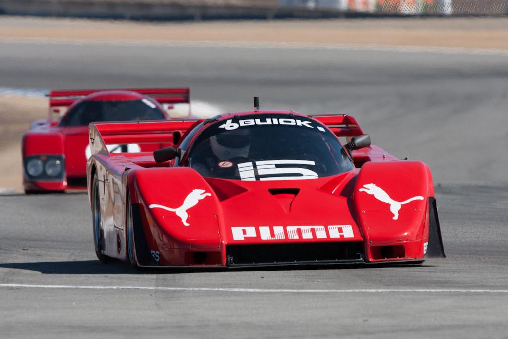 Alba GTP - Chassis: AR8-001   - 2012 Monterey Motorsports Reunion