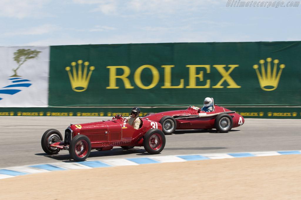 Alfa Romeo Tipo B - Chassis: 5006   - 2012 Monterey Motorsports Reunion