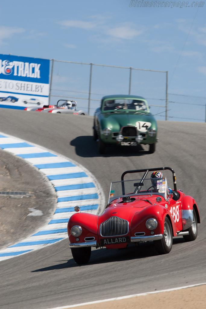 Allard K2    - 2012 Monterey Motorsports Reunion