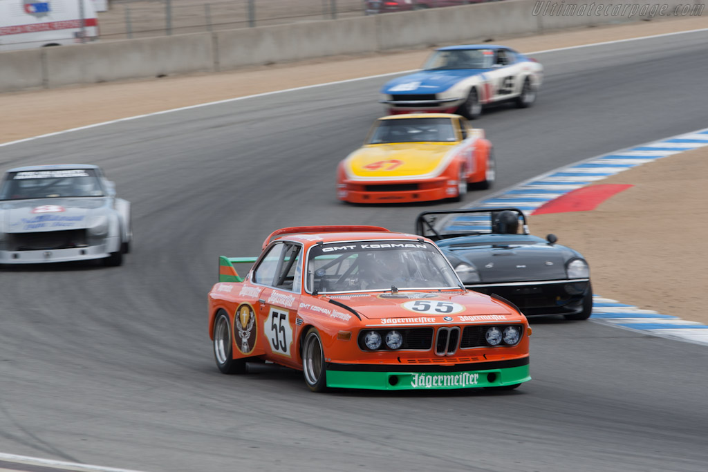 BMW 3.0 CSL - Chassis: 2275204   - 2012 Monterey Motorsports Reunion