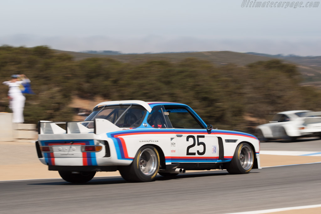 BMW 3.0 CSL - Chassis: 2275985   - 2012 Monterey Motorsports Reunion