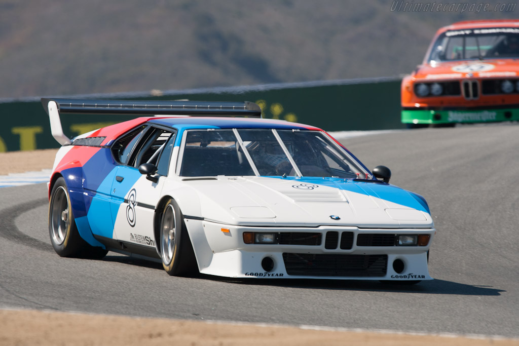 BMW M1 Pro Car - Chassis: 4301075 - Driver: Henry Schmitt  - 2012 Monterey Motorsports Reunion