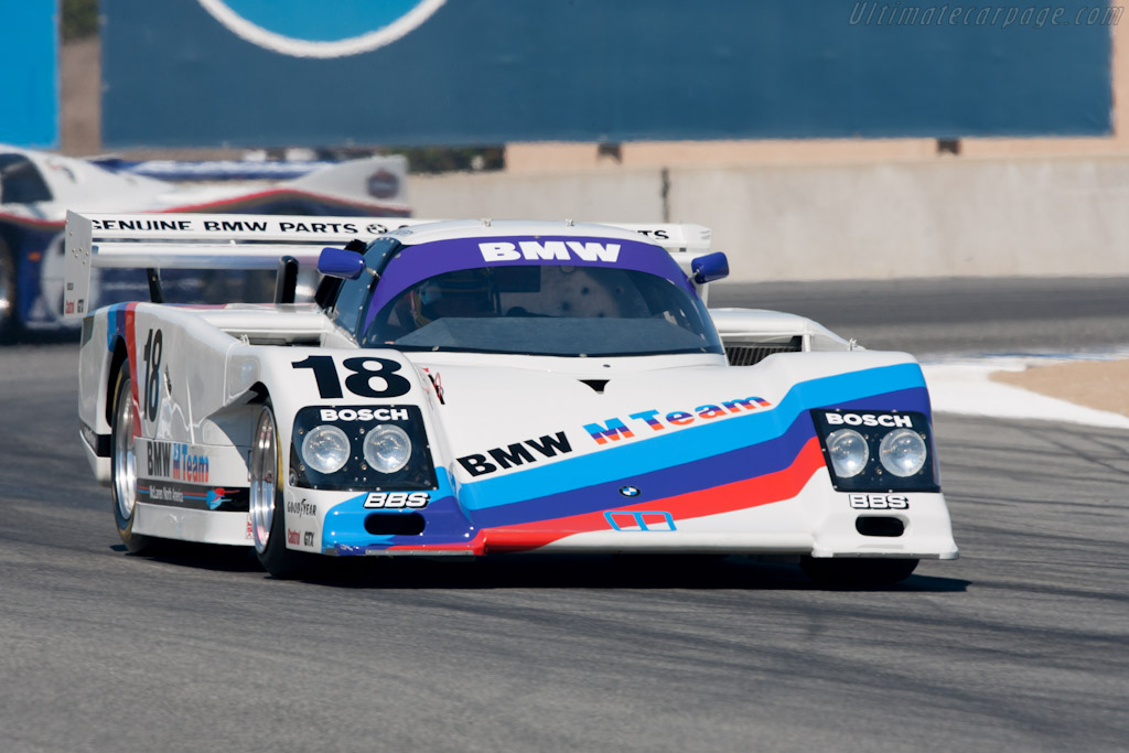 BMW March GTP - Chassis: 86G-02   - 2012 Monterey Motorsports Reunion