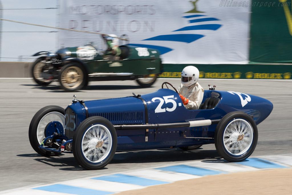 Ballot 3/8 LC - Chassis: 1007   - 2012 Monterey Motorsports Reunion
