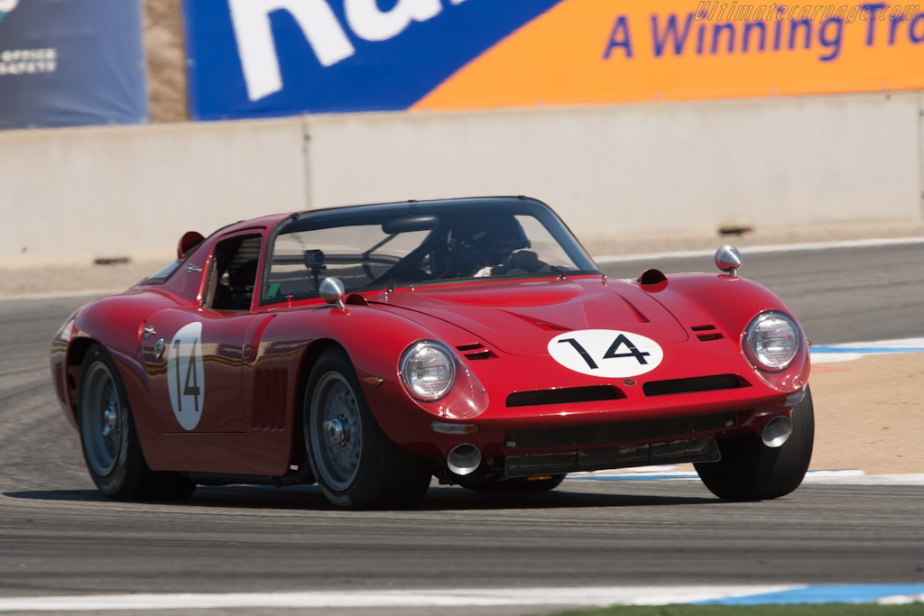 Bizzarrini 5300 GT - Chassis: IA3 0329   - 2012 Monterey Motorsports Reunion
