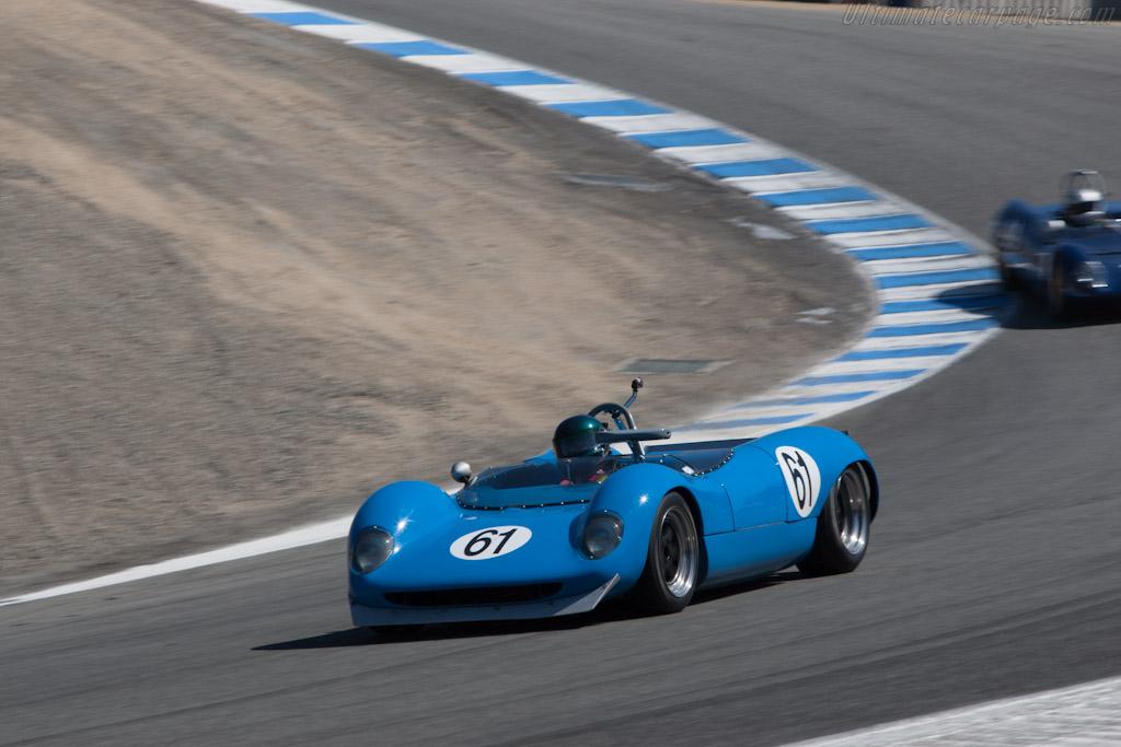 Brabham BT8    - 2012 Monterey Motorsports Reunion