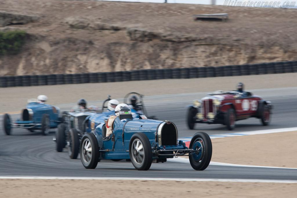 Bugatti Type 35B    - 2012 Monterey Motorsports Reunion
