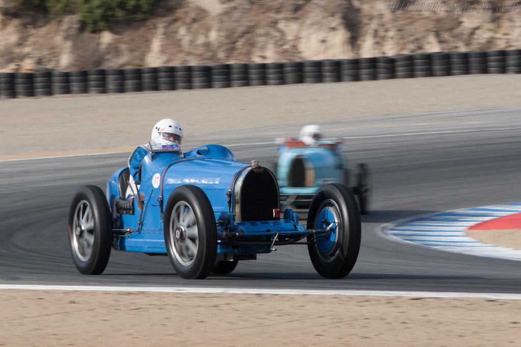 Bugatti Type 51   - 2012 Monterey Motorsports Reunion