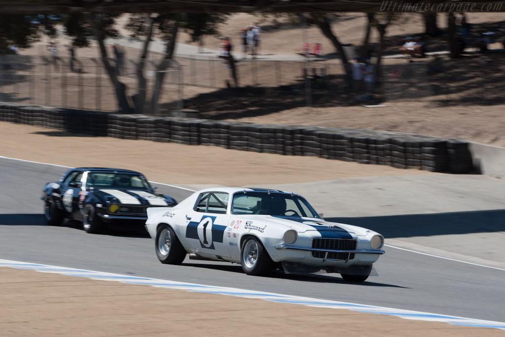 Chevrolet Camaro - Chassis: 01   - 2012 Monterey Motorsports Reunion