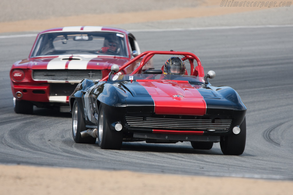 Chevrolet Corvette    - 2012 Monterey Motorsports Reunion