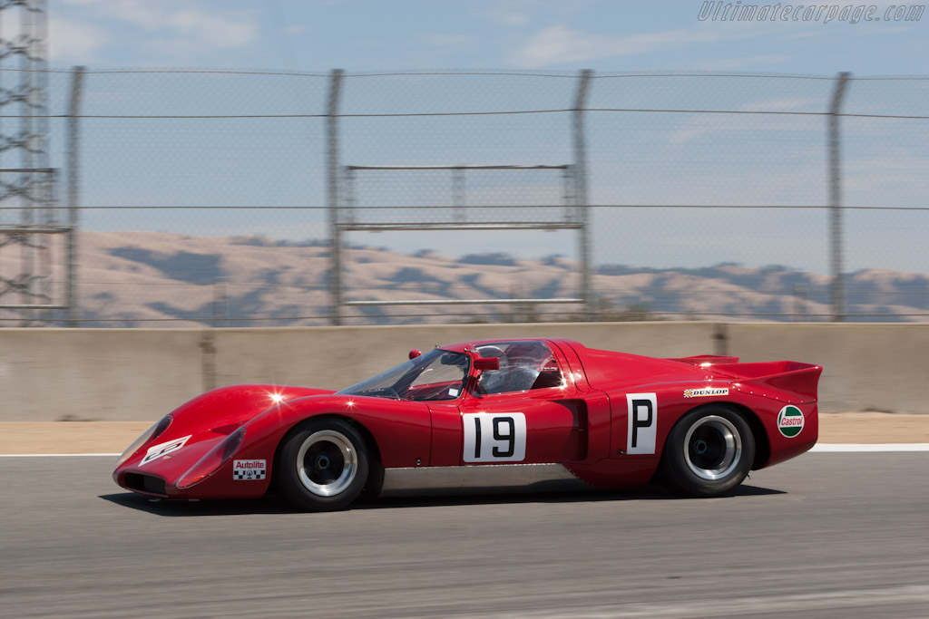 Chevron B16 - Chassis: CH-DBE-19   - 2012 Monterey Motorsports Reunion