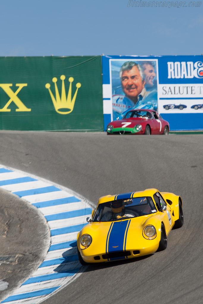 Chevron B8 - Chassis: CH-DBE-89   - 2012 Monterey Motorsports Reunion