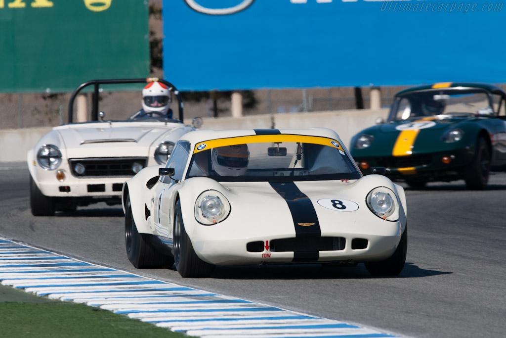 Chevron B8 - Chassis: CH-DBE-31   - 2012 Monterey Motorsports Reunion