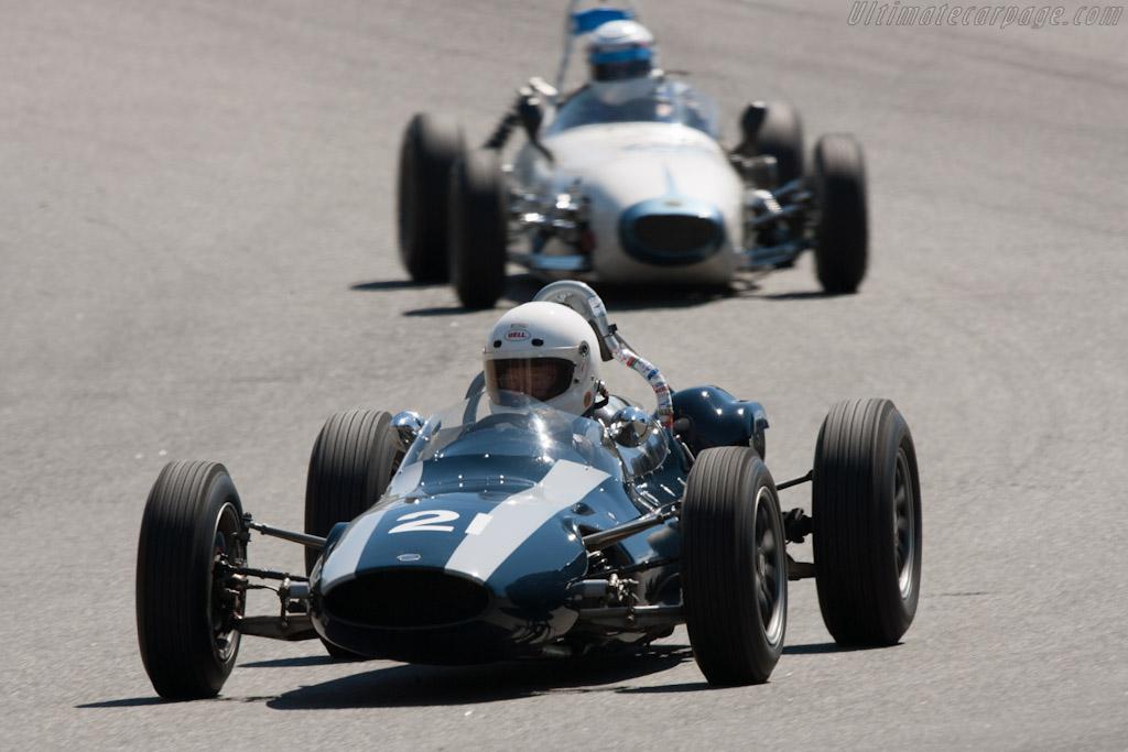 Cooper FJr    - 2012 Monterey Motorsports Reunion