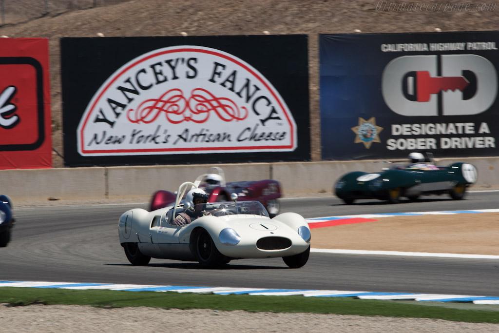 Cooper Monaco    - 2012 Monterey Motorsports Reunion