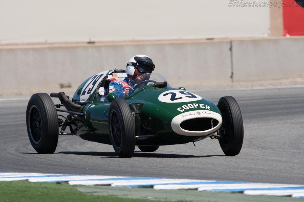 Cooper T43    - 2012 Monterey Motorsports Reunion