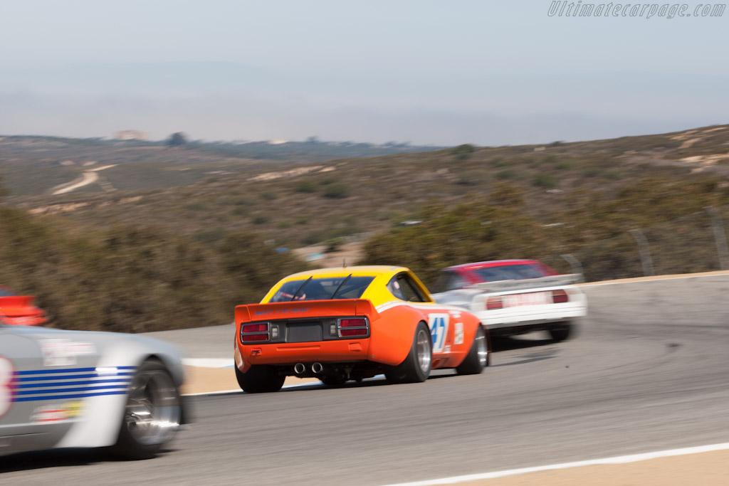 Datsun 240Z    - 2012 Monterey Motorsports Reunion