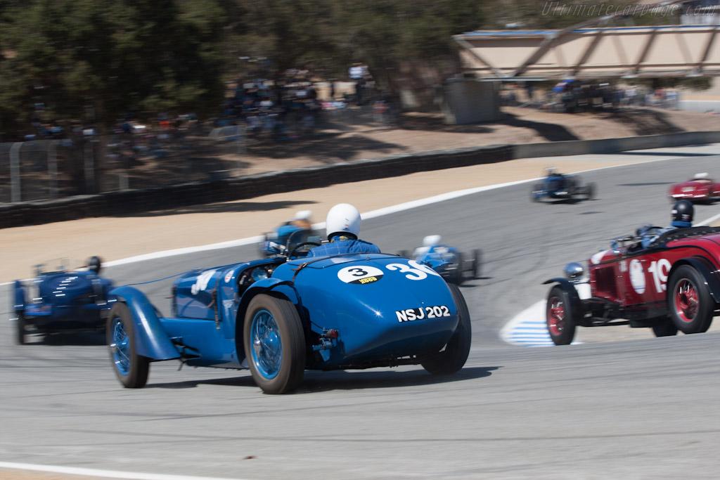 Delahaye 135 S - Chassis: 47190   - 2012 Monterey Motorsports Reunion