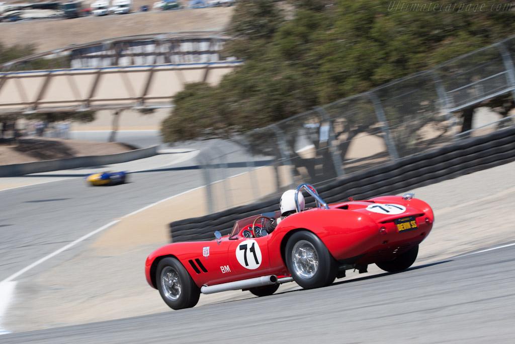 Devin SS - Chassis: SR1-3   - 2012 Monterey Motorsports Reunion