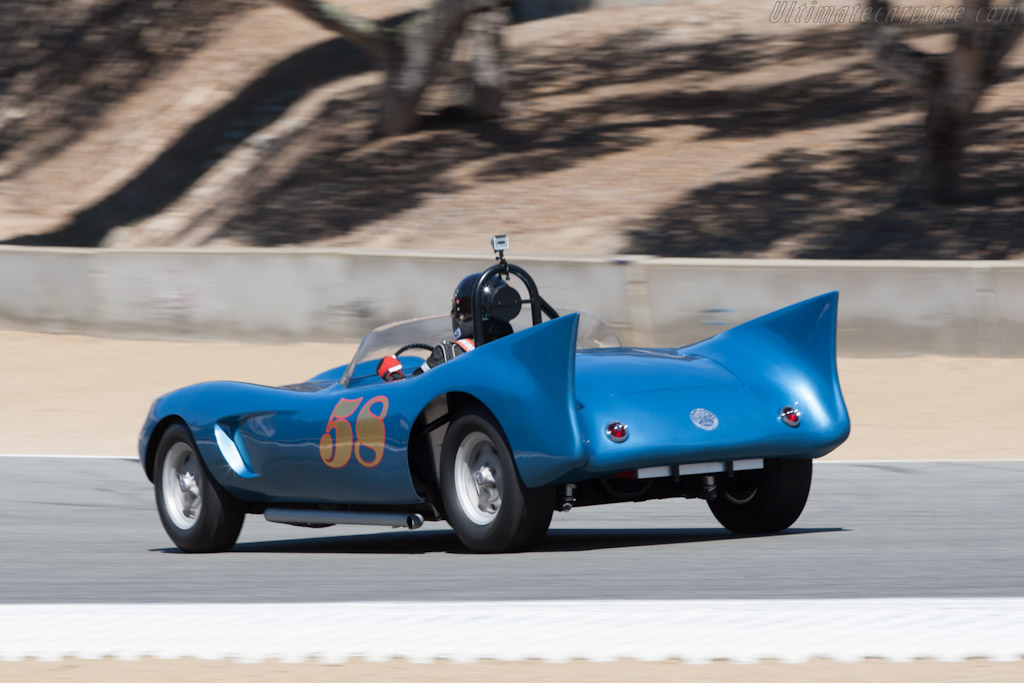 Dick Williams Sports Special    - 2012 Monterey Motorsports Reunion