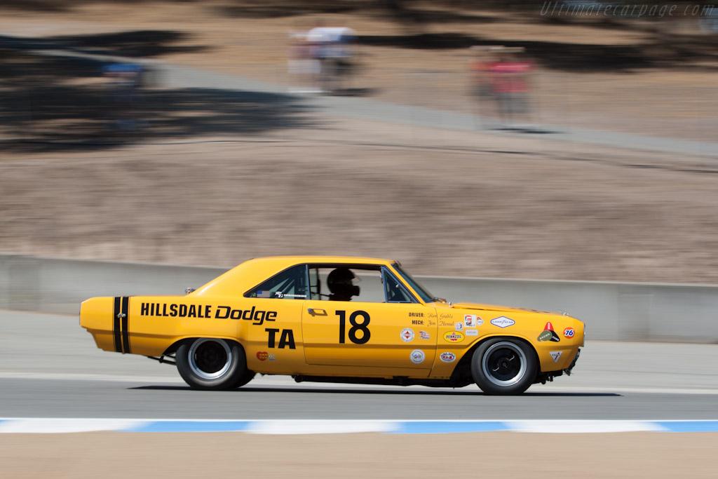 Dodge Dart    - 2012 Monterey Motorsports Reunion
