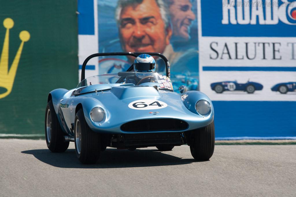 Echidna Special    - 2012 Monterey Motorsports Reunion