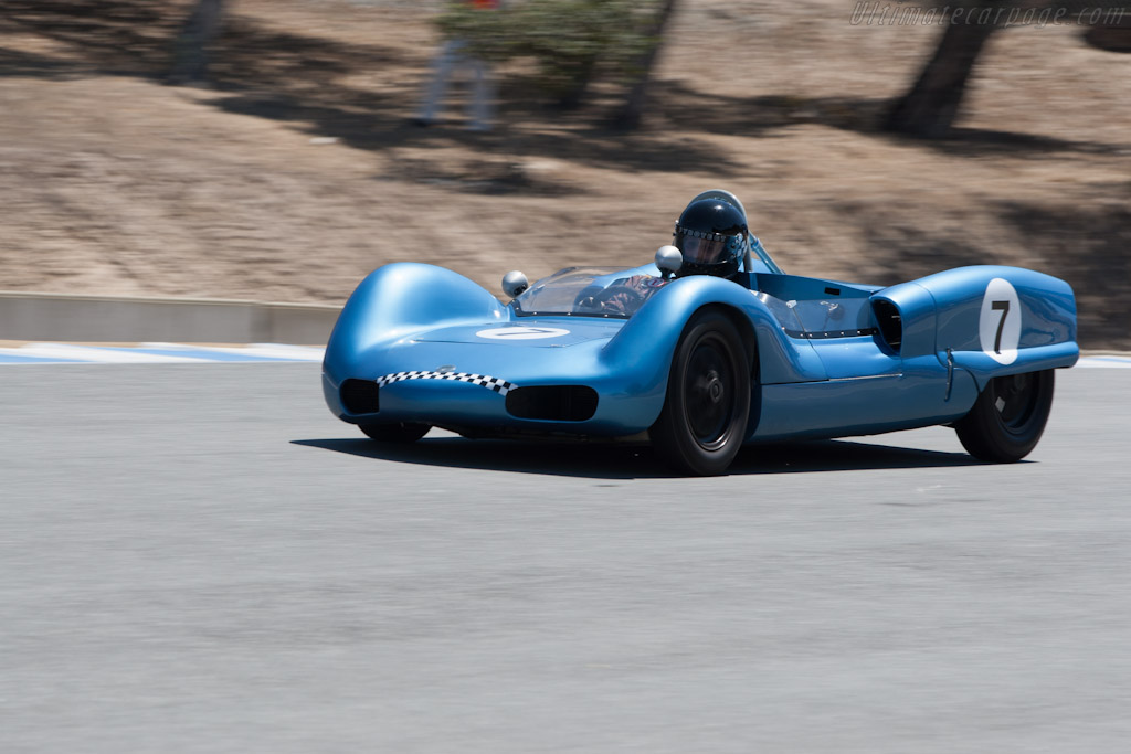 Elva Mk6    - 2012 Monterey Motorsports Reunion