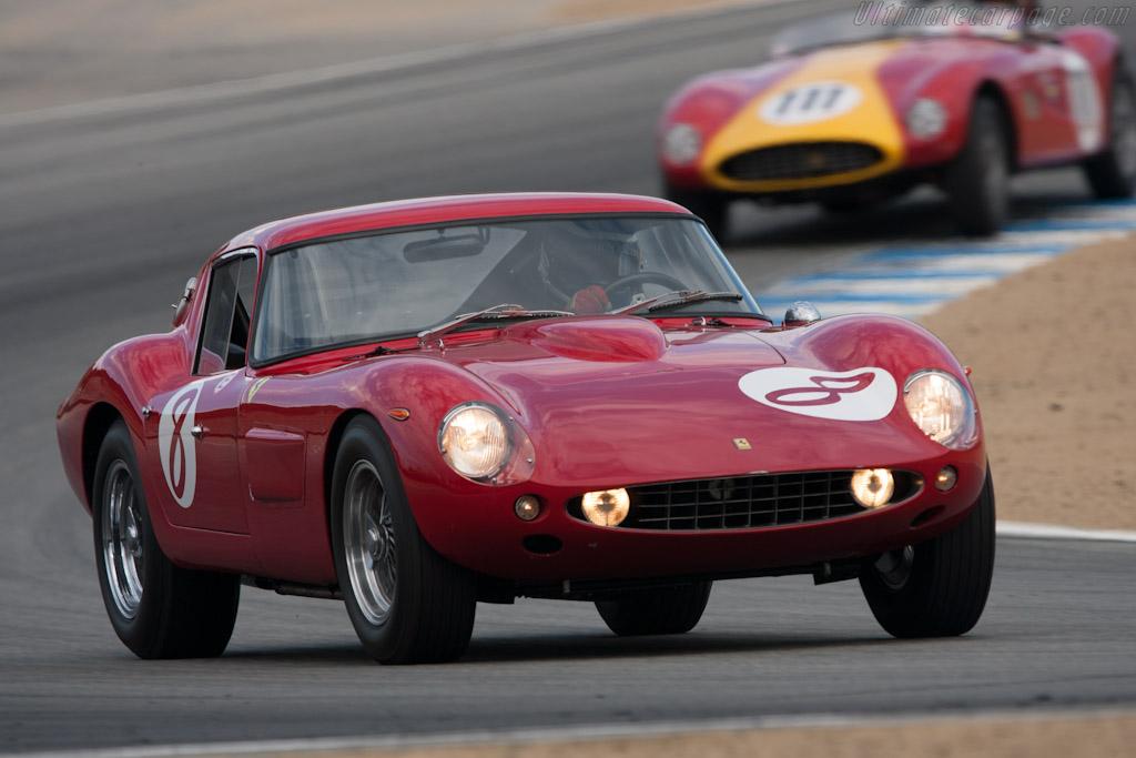 Ferrari 250 GT Fantuzzi Coupe    - 2012 Monterey Motorsports Reunion