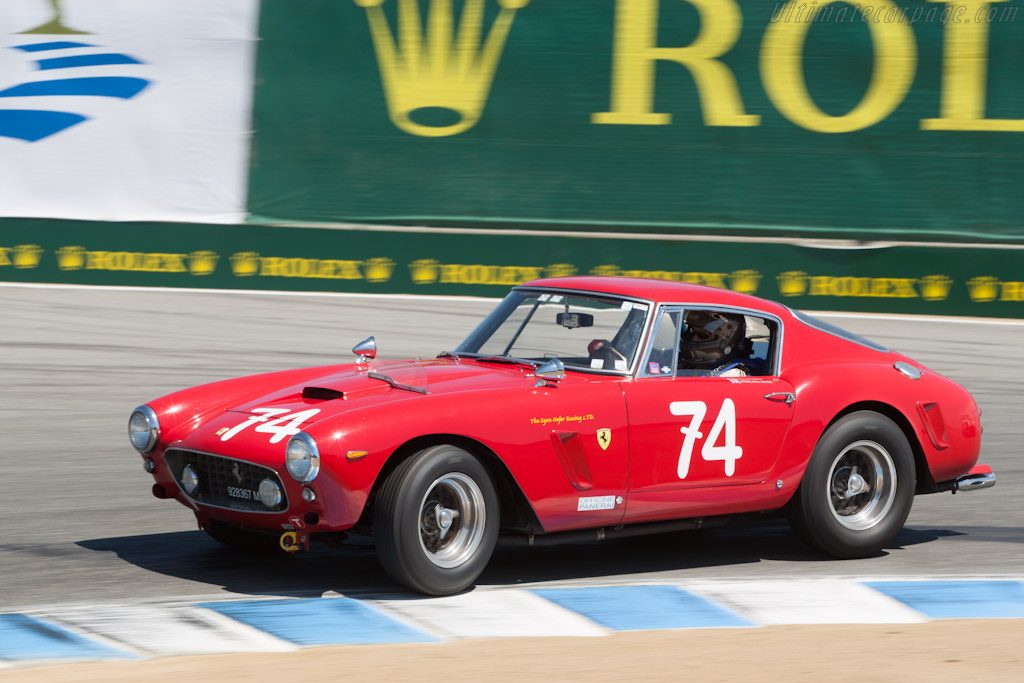Ferrari 250 GT SWB - Chassis: 2701GT   - 2012 Monterey Motorsports Reunion