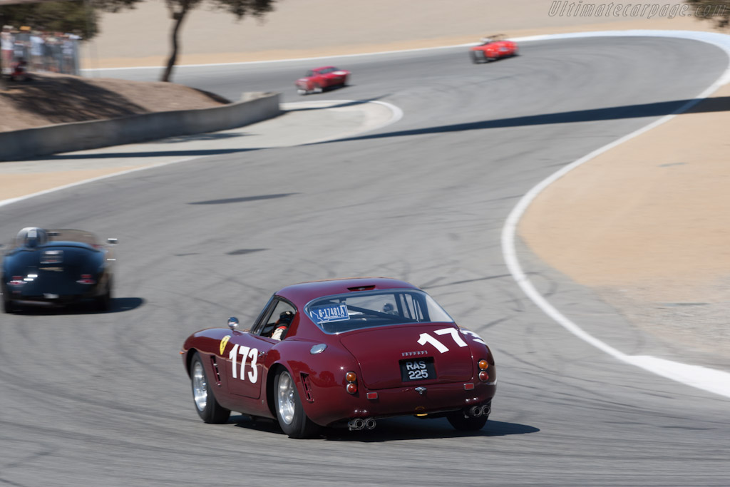Ferrari 250 GT SWB - Chassis: 2443GT  - 2012 Monterey Motorsports Reunion