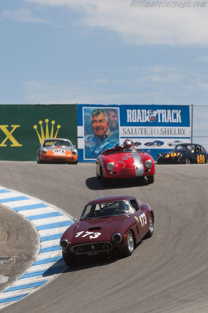 Ferrari 250 GT SWB - Chassis: 2443GT  - 2012 Monterey Motorsports Reunion