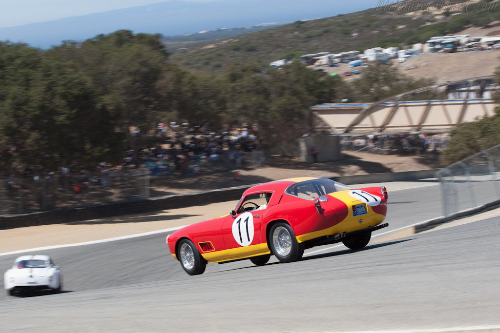 Ferrari 250 GT TdF - Chassis: 1321GT   - 2012 Monterey Motorsports Reunion