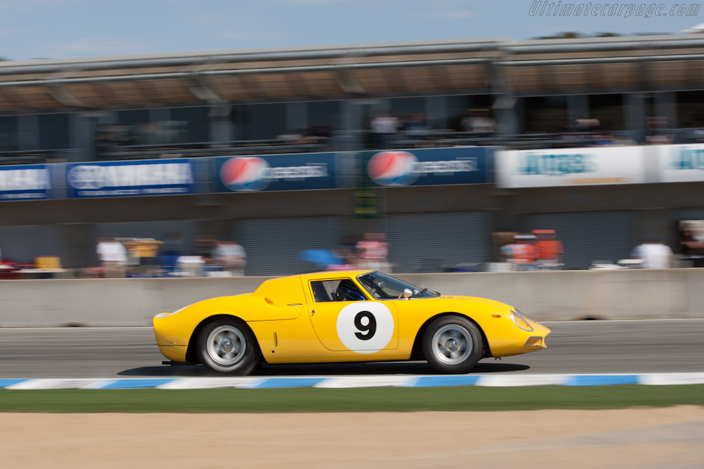 Ferrari 250 LM - Chassis: 5903   - 2012 Monterey Motorsports Reunion
