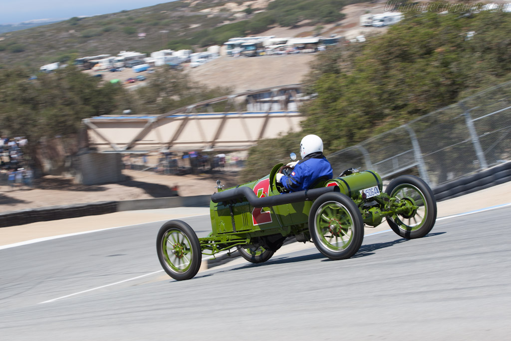 Ford Model T    - 2012 Monterey Motorsports Reunion