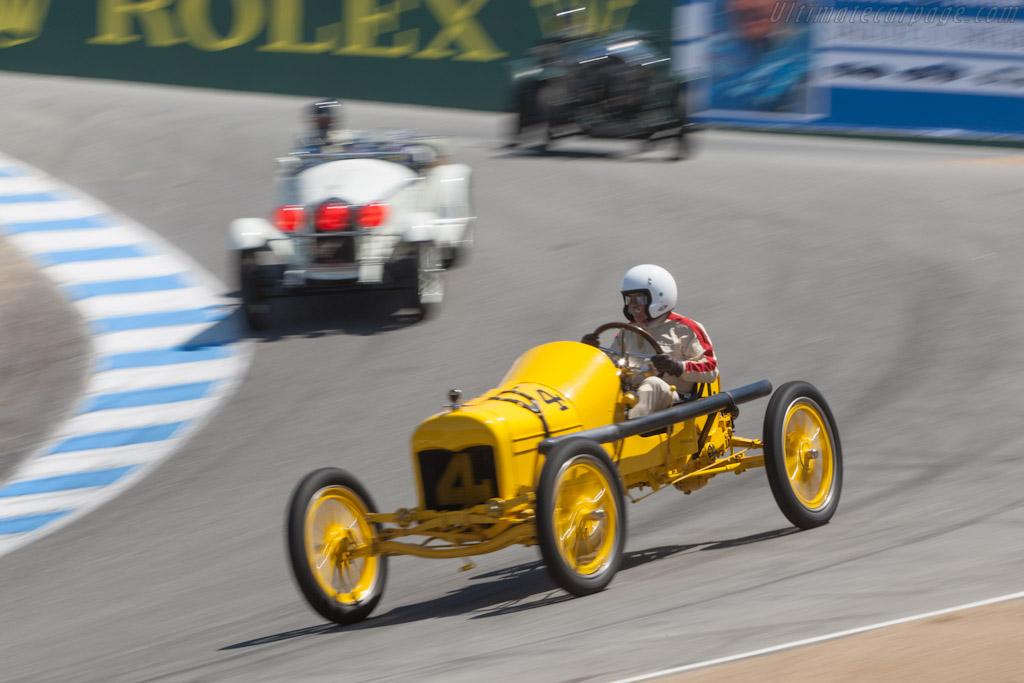 Ford Model T    - 2012 Monterey Motorsports Reunion