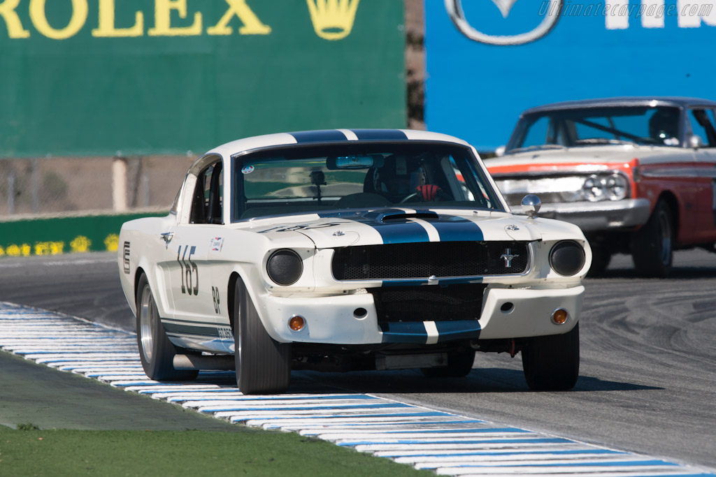 Mustang 2017 Shelby >> Ford Shelby Mustang - 2012 Monterey Motorsports Reunion
