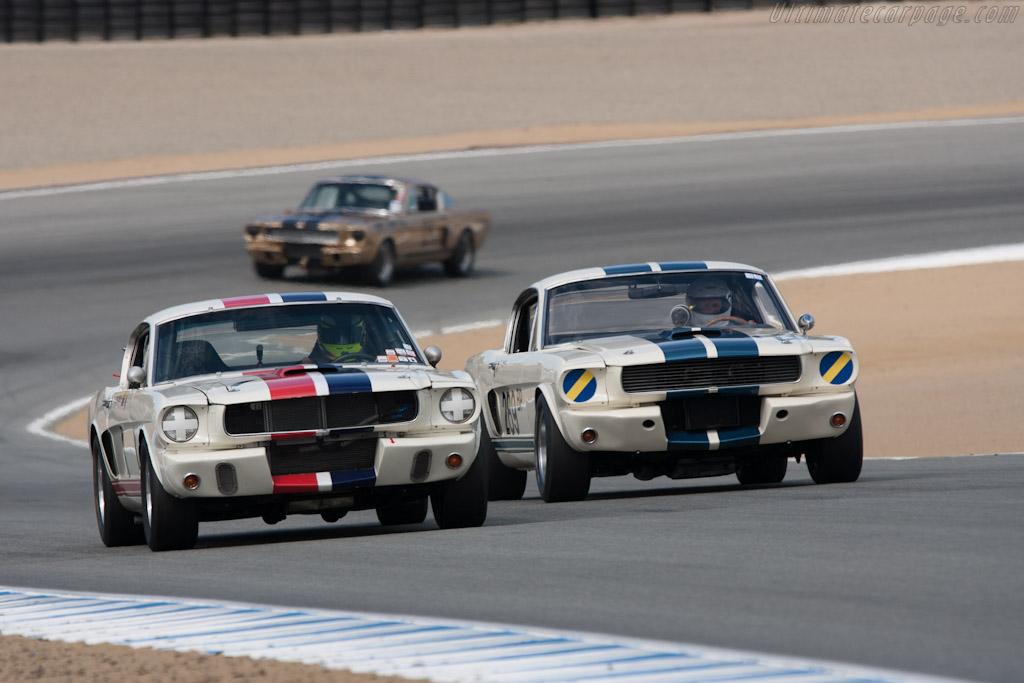 Ford Shelby Mustang    - 2012 Monterey Motorsports Reunion
