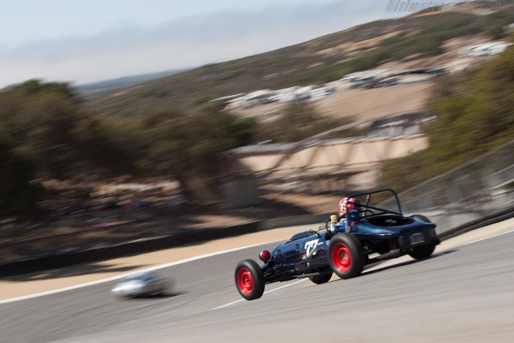 Herlinger Baldwin Mercury Special    - 2012 Monterey Motorsports Reunion