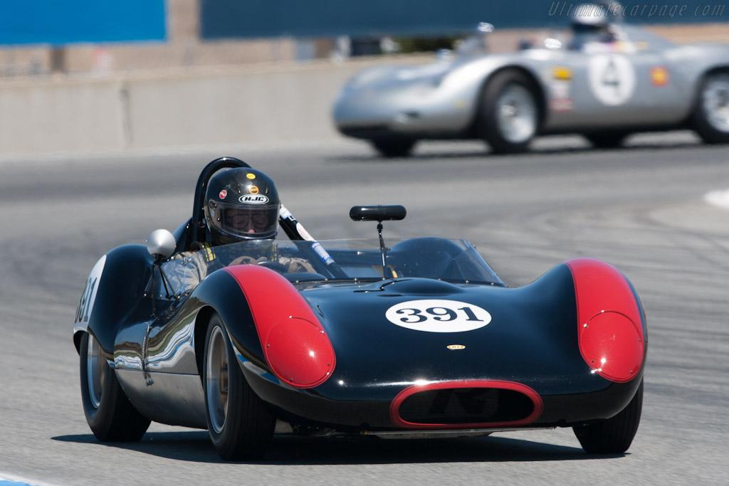 Lola Mk1    - 2012 Monterey Motorsports Reunion