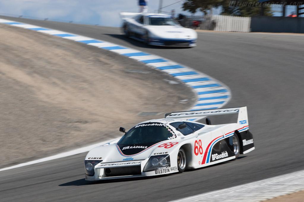 Lola T616 Mazda - Chassis: HU02   - 2012 Monterey Motorsports Reunion